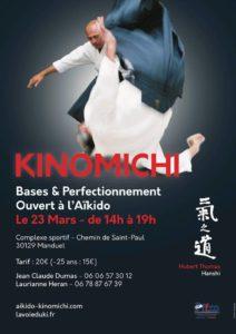 Stage Kinomichi FFAAA CID LR @ Complex Sportif